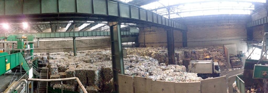 Plantas de Tratamiento de Residuos