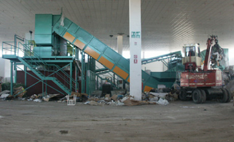 Waste Sorting Plants