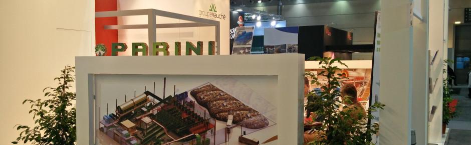 Parini srl at Ecomondo 2015