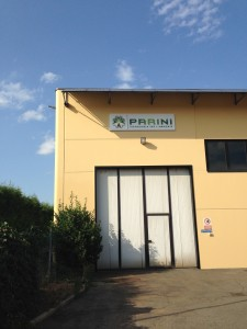 Parini srl waste sorting
